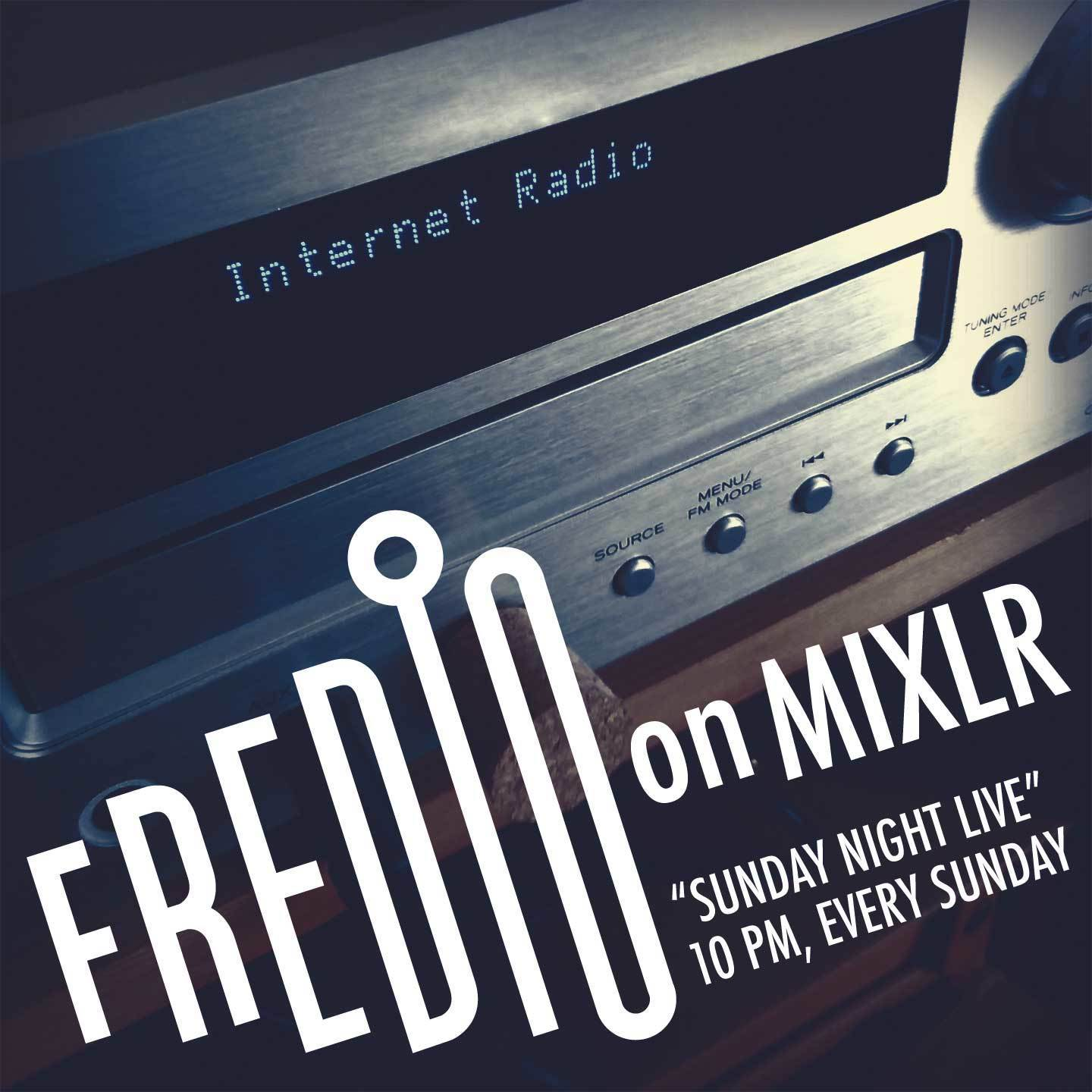 Fredio on Mixlr